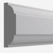 Высота по стене: 40 мм.;  Ширина: 15 мм. ;  Цена: 235,00 руб.