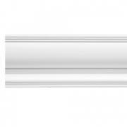 Высота по стене: 15 см.;  Ширина по потолку: 13 см. ;  Цена: 835,00 руб. за 1 м.п.