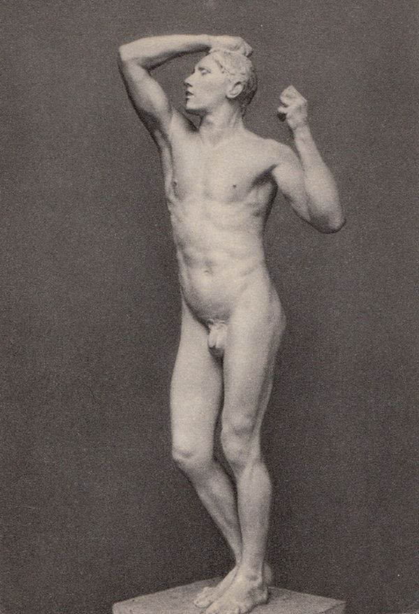 Король скульптуры: стиль и техника гипсовой лепки Огюста Родена