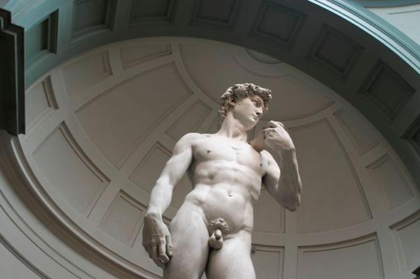 Великие гипсовые скульптуры