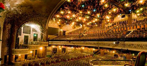 Джон Эберсон - легендарный архитектор, подаривший миру 1200 красивейших кинотеатров