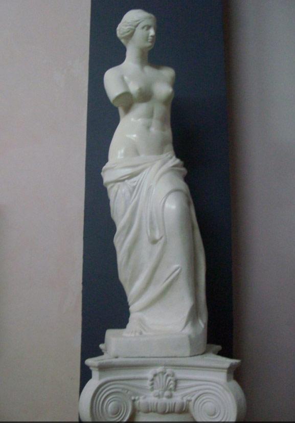 Гипсовые статуэтки для интерьера