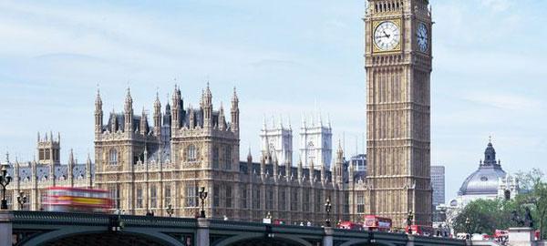 Декоративная лепнина старого Лондона