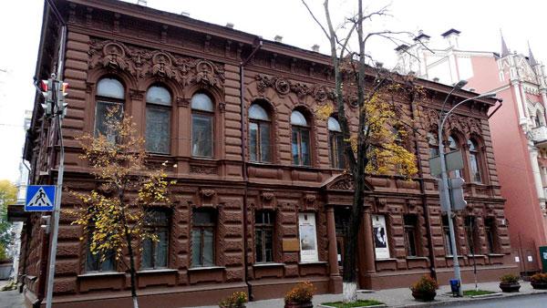 Киевский шоколадный домик