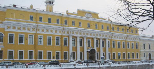 Дворец Юсуповых на Мойке  – музей лепной роскоши