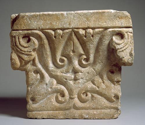 Гипсовая лепнина в Древнем Египте