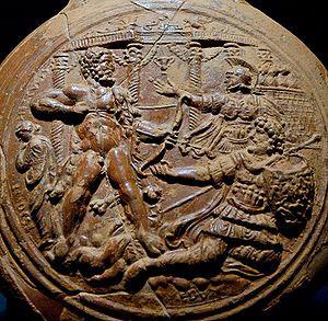 Лепной декор в Древней Греции и Риме