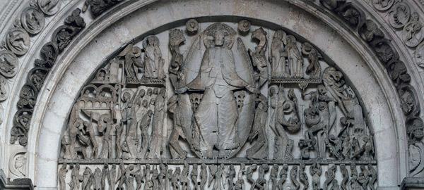 Украшения из гипса и камня в романской скульптуре