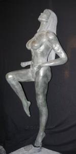 Фото скульптуры из пластика