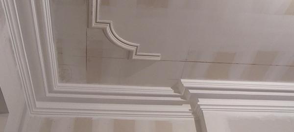 Декоративные гипсовые углы