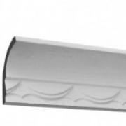 K-004; Высота по стене: 90мм.;  Ширина по потолку: 90мм.; Цена: 650,00 руб.