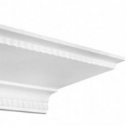 K-041; Высота по стене: 110мм.;  Вынос по потолку: 390мм. ; Цена: 2150,00 руб.