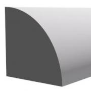 Высота по стене: 20 мм.;  Ширина: 20 мм. ;  Цена: 155,00 руб.