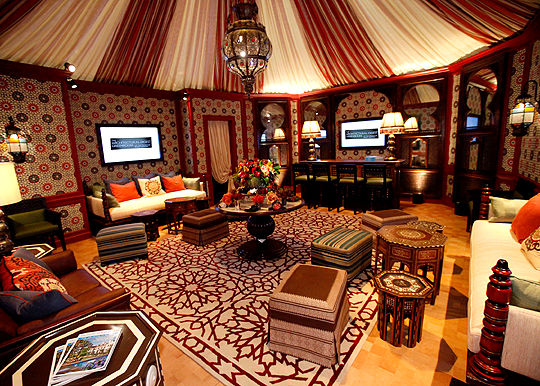 фото дизайна гостиной в стиле Эклектика