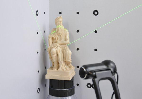 3D-сканирование – будущее гипсового искусства