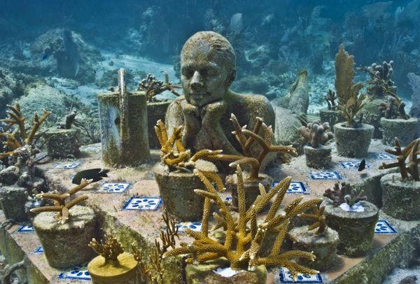 Удивительные подводные скульптуры Джейсона де Кайра Тейлора
