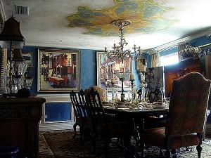 роспись потолка фото