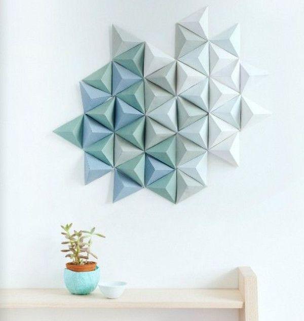 3D-панели из гипса – интересные идеи интерьерного декора от Гессо Стар