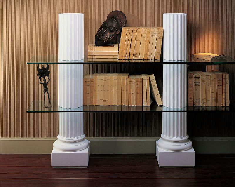 Гипсовые колонны в интернете