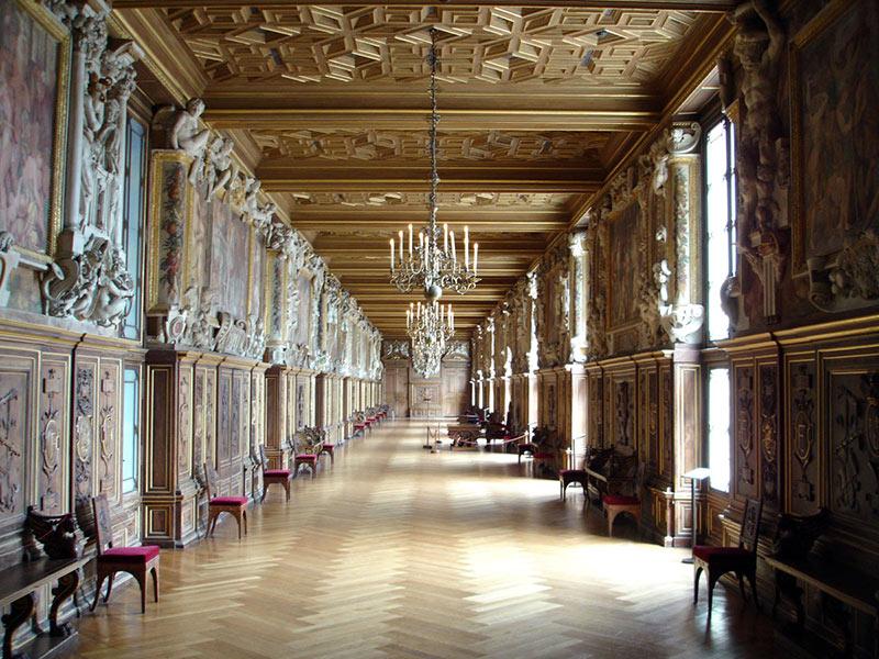 Лепной декор эпохи Возрождения