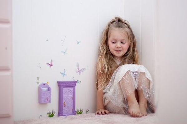 Лепной декор в детской: сказка в объеме