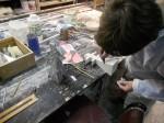 Изготовление модели (ЛЭП - Линия электропередачи)