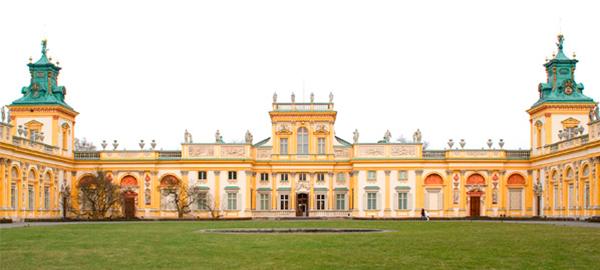 Дворец в Виланове: загадки гипсовой лепнины