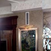 299; Потолочная лепнина;  Дизайн: Виктория Цуканова