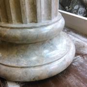 121 ; Тонировка колонны под мрамор