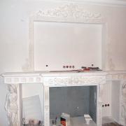 181; Камин в гостиной
