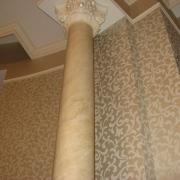233; Декорирование лепнины