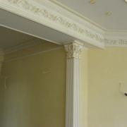 230; Декорирование лепнины