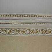 225; Декорирование лепнины