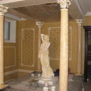 216; Декорирование лепнины
