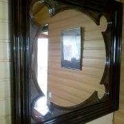 250; Зеркало гипсовое