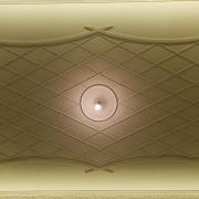 324;Потолочная лепнина, кессоны