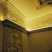 326;Потолочная лепнина, световой карниз