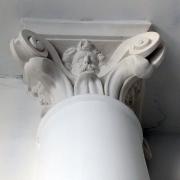 313; Гипсовая колонна