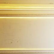 329; Гипсовая рама с подсветкой