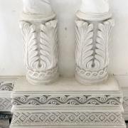 427; Гипсовые колонны